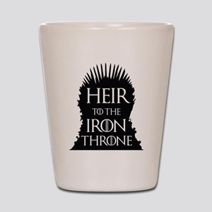 Heir To The Iron Throne Shot Glass