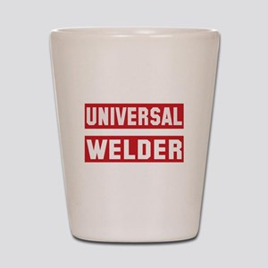 Universal Welder Shot Glass