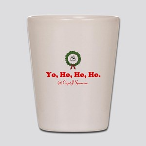 Yo, Ho, Ho, Ho Shot Glass