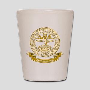 Murfreesboro Tn Shot Glasses - CafePress
