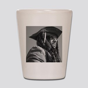 Captain Jack Sparrow Shot Glass