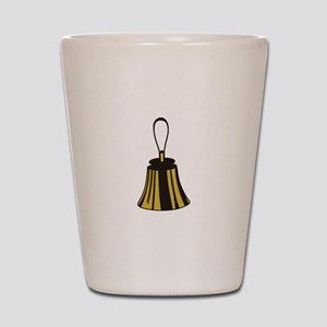 Handbell Shot Glass