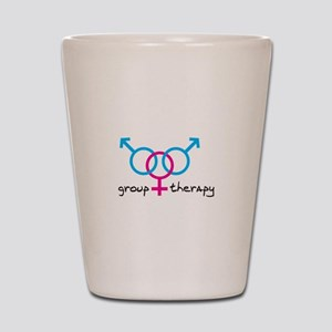 Group Therapy BGB Shot Glass