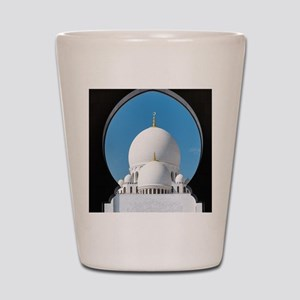 Sheikh Zayed Mosque Shot Glass