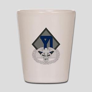 26th Infantry CFMB Shot Glass