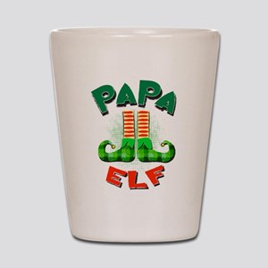 Papa Elf Shot Glass