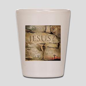 Names of Jesus Christ Shot Glass