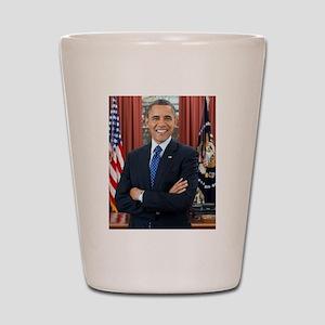 Barack Obama President of the United States Shot G
