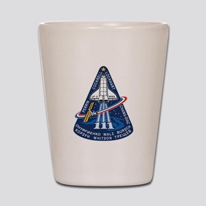 STS-111 Endeavour Shot Glass