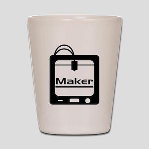 3D printer Maker Shot Glass