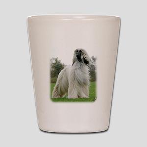 Afghan Hound 9Y247D-025 Shot Glass