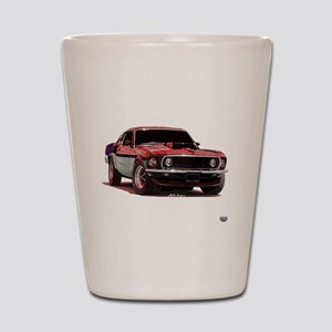 69fastback Shot Glass