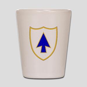 26th Infantry Regiment Shot Glass