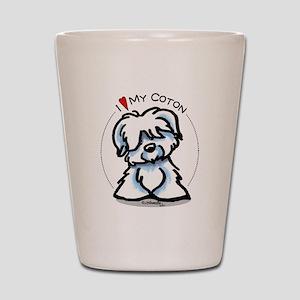 Love my Coton Shot Glass