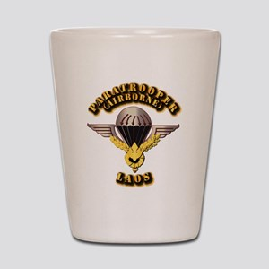 Airborne - Laos Shot Glass