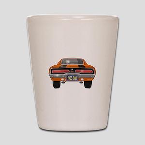 1969 Charger Bumper Shot Glass