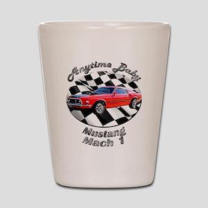 Ford Mustang Mach 1 Shot Glass