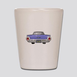 1961 Ford T-Bird Shot Glass
