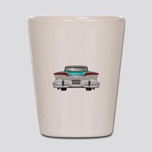 1958 Edsel Shot Glass
