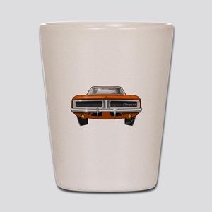 1969 Charger Shot Glass