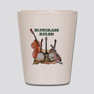 DAmbrosioArts_BluegrassRules_sm Shot Glass