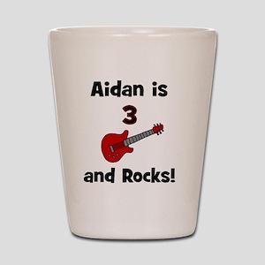 aidanis3androcks Shot Glass