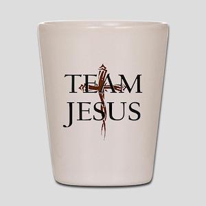 TeamJesus Shot Glass