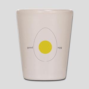 Good Egg Shot Glass