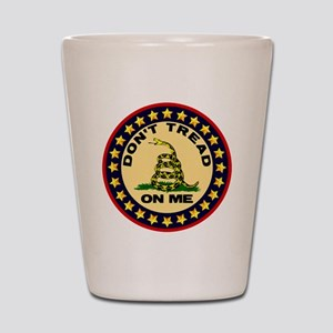 Dont Tread On Me Shot Glass