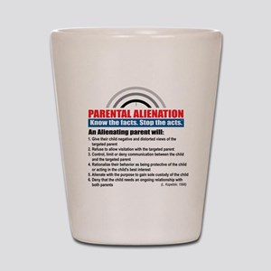 PA-know facts Shot Glass