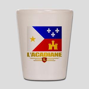 LAcadiane Shot Glass