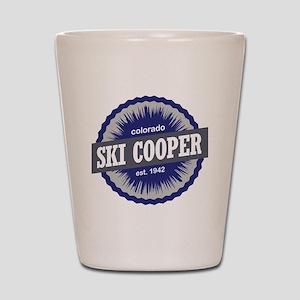 Ski Cooper Shot Glass