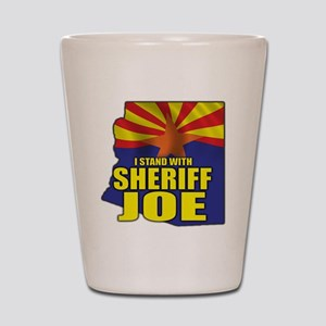 sheriff_joe_shirt_cp2 Shot Glass
