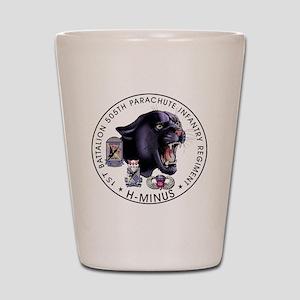 Panther v2_1st-505th Shot Glass