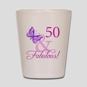 Fabulous_Plumb50 Shot Glass