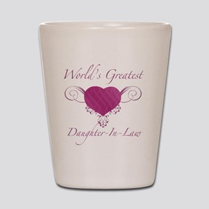 Heart_Daughter-In-Law Shot Glass