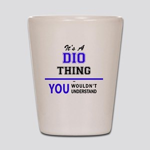 It's DIO thing, you wouldn't understand Shot Glass