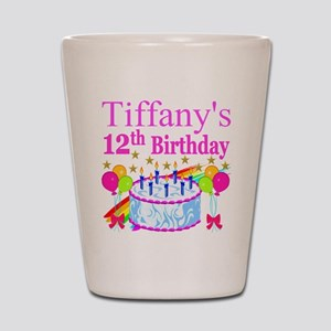 PERSONALIZED 12TH Shot Glass