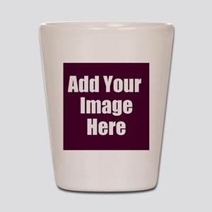 Add Your Image Here Shot Glass