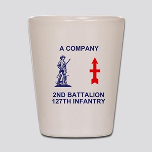 ARNG-127th-Infantry-A-Co-Shirt-4-Blue.g Shot Glass