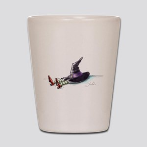 Shrunk Witch image_edited-1-909 Shot Glass