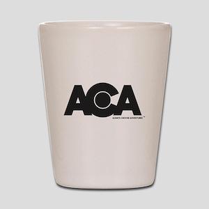 B&L ACA Logo Shot Glass