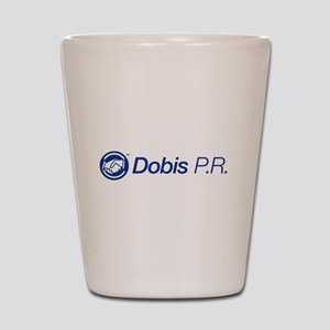 Dobis P.R. Shot Glass