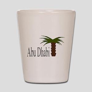 I love Abu Dhabi, amazing city! Shot Glass