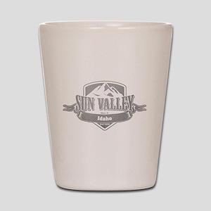 Sun Valley Idaho Ski Resort 5 Shot Glass