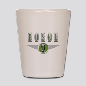 The Flying Edsel Horsecollar in Green Shot Glass