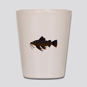 Armored Catfish fish Shot Glass