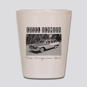 Edsel Bermuda, the Original SUV Shot Glass