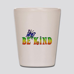 Be Kind Shot Glass