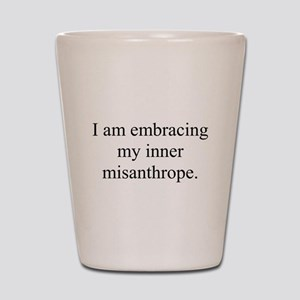 Inner Miz Shot Glass